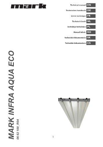 Technisch Boek Infra Aqua ECO