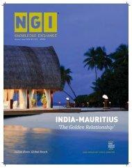 INDIA-MAURITIUS - New Global Indian