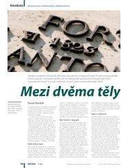 fotoškola - Tomáš Slavíček