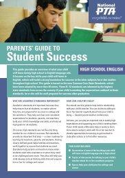 high school in English
