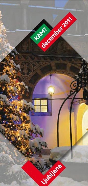 december 2011 KAM? - Ljubljana