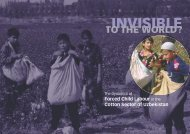 Forced Child Labour in the Cotton Sector of Uzbekistan - SOAS ...