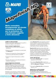 Mapefinish HD - Crocispa.it