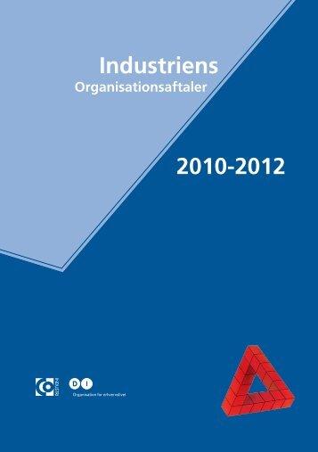 Organisationsaftaler - CO-industri