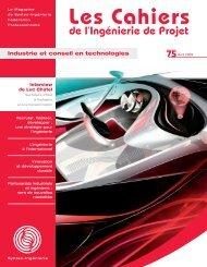 Les Cahiers - Syntec ingenierie