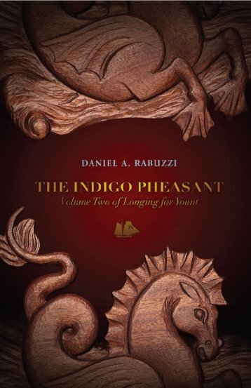 Preview of The Indigo Pheasant - Chizine Publications
