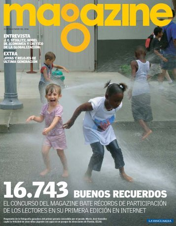 BUENOS RECUERDOS - Concurso Magazine | Su mejor foto 2010 ...