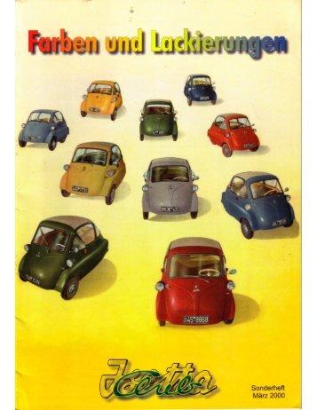 Magazine for Vintage farben mobel