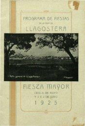i §m - Arxiu Municipal de Llagostera