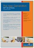 PDF Broschüre zur Umrüstung eines vorhandenen ... - Anix GmbH - Seite 5