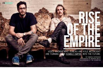 Humble Empire - Kimberly Rupnarain