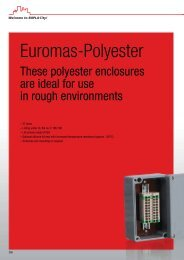 Euromas-Polyester - Bopla