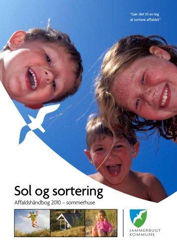 Sol og sortering - Tankegang