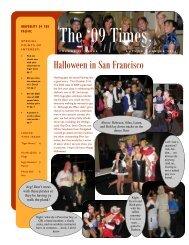 Autumn Quarter Newsletter - Home