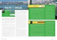 ROUTE TO BRAZIL - Bichara, Barata & Costa Advogados