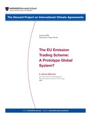 emissions trading scheme and globalisation essay Essay on evaluating a global carbon emission a global carbon emission trading scheme a cap and trade global carbon emission scheme will provide.