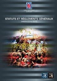 Statuts_et_Reglements_LNR_2014-2015