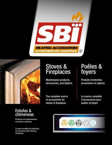 Télécharger le Catalogue d'Accessoires de chauffage SBI - Drolet