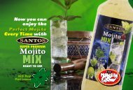 Perfect Mojito Now you can enjoy the Perfect ... - Premium Blend