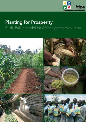 a model for Africa's green revolution - Push-Pull