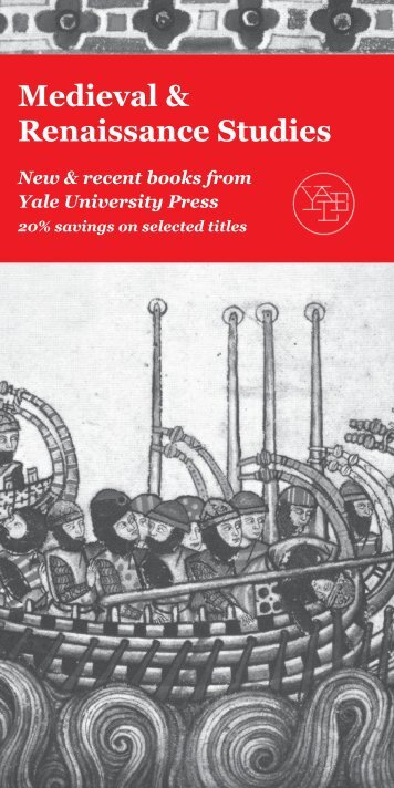 Medieval & Renaissance Studies - Yale University Press