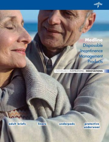 Medline Disposable Incontinence Management Products