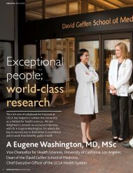 Exceptional people; world-class research - Medical Student ...