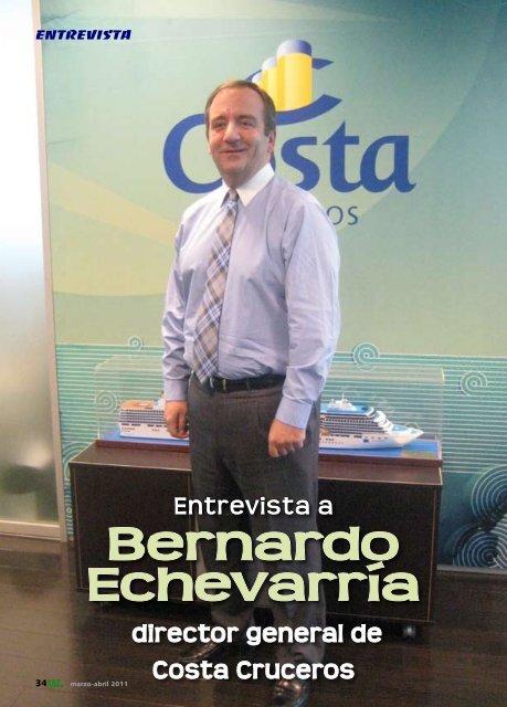 Bernardo Echevarría - TAT Revista