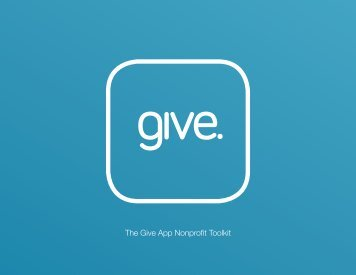 Nonprofit-Toolkit