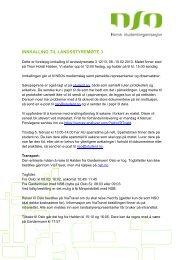 Samlefil - Norsk studentorganisasjon