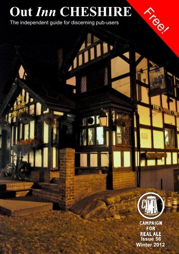 Editorial - Out Inn Cheshire