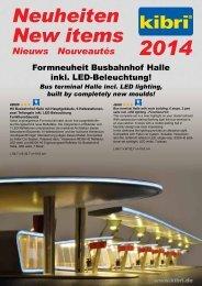 New items - Viessmann Modellspielwaren GmbH
