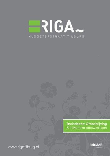 Technische omschrijving - Riga - Betaalbare ...