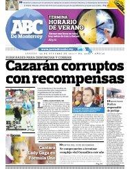 HORARIO DE VERANO - Periodicoabc.mx