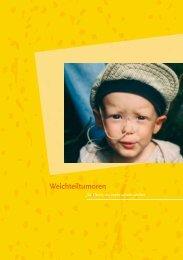 Weichteiltumoren - Österreichische Kinder-Krebs-Hilfe