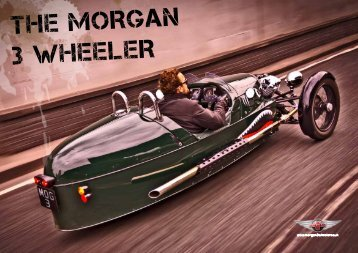 THE MORGAN 3 WHEELER - The Morgan Motor Company