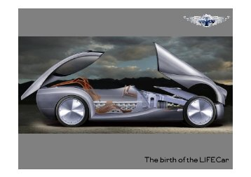 The birth of the The birth of the LIFECar - Morgan Park