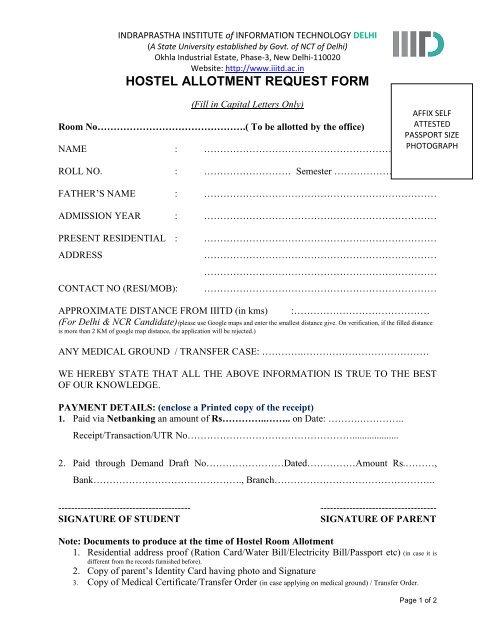 transfer letter on medical ground