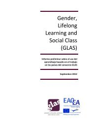 GLAS PROJECT - Linking London