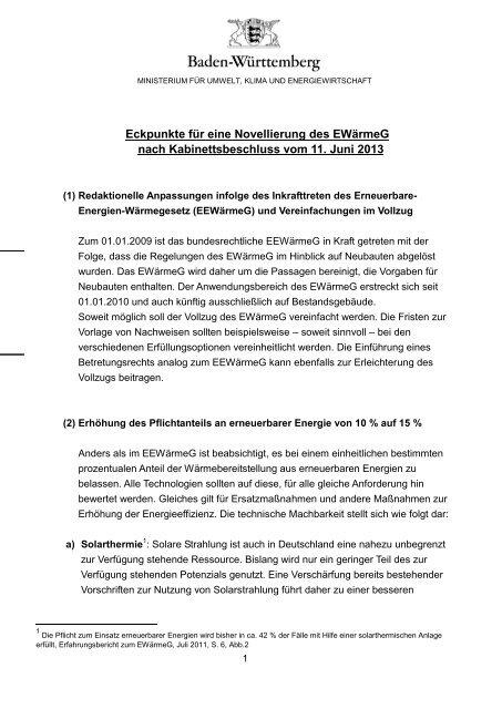 Eckpunkte für eine Novellierung des EWärmeG.docx