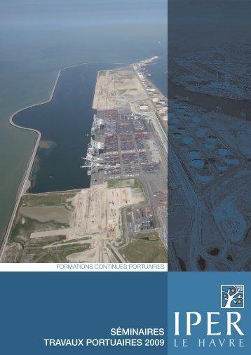 IPER Travaux portuaires - EM Normandie