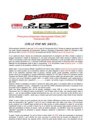 26 Marzo 2007 >> MotorSportManager - Prima prova Campionato ...