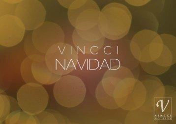 Menú Gala Fin de Año 2011-2012 - Vincci Hoteles