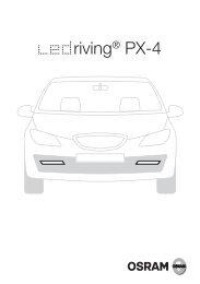 riving® PX-4 - Osram