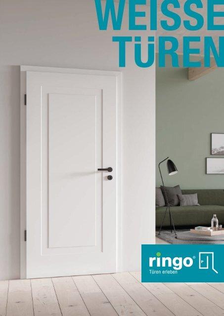ringo weisse t ren. Black Bedroom Furniture Sets. Home Design Ideas