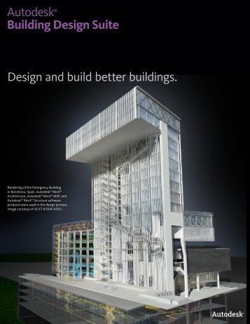 Autodesk Building Design Suite Brochure