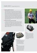 HIAB 200 C Capacidad 20 tm Folleto de producto - Lectura SPECS - Page 6