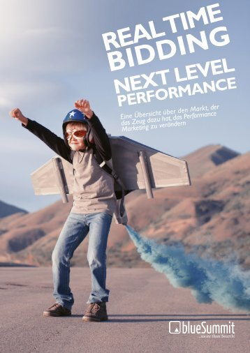 Real Time Bidding - Blue Summit Media GmbH