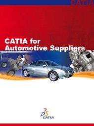 CATIA for Automotive Suppliers - PLM
