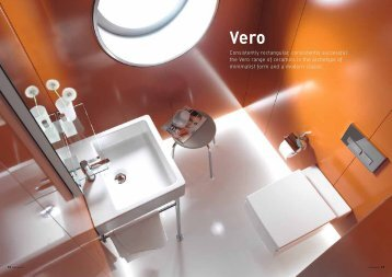 Consistently rectangular, consistently  successful: the Vero ... - Metrix